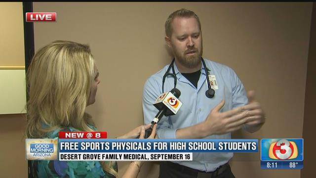 FRee sports physicians