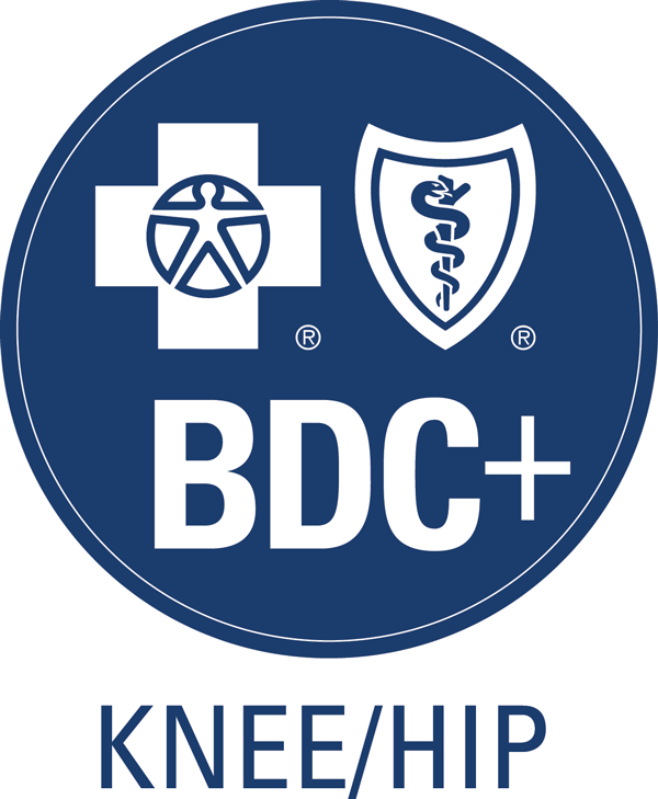 Blue Distinction+ Center for Knee and Hip Replacement