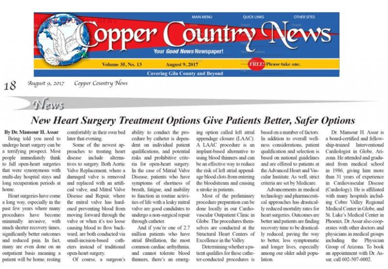 Copper country news