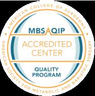 MBSAQIP Bariatric Logo