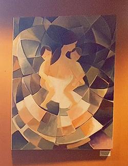 Marlena Painting