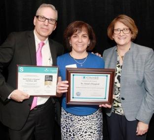 Saint Anne's Hospital Stroke Awards 2017
