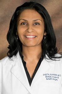 Sheetal Nijhawan, M.D. - Bariatric Surgery