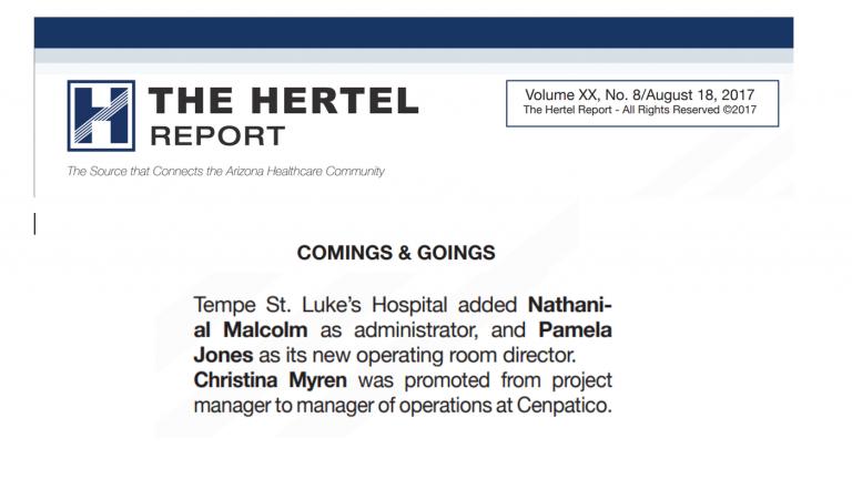 Hertel Report